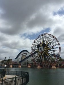 (WAY TOO HIGH)  Mickey's Fun Wheel